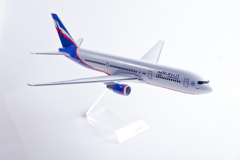 Новая раскраска самолетов аэрофлота